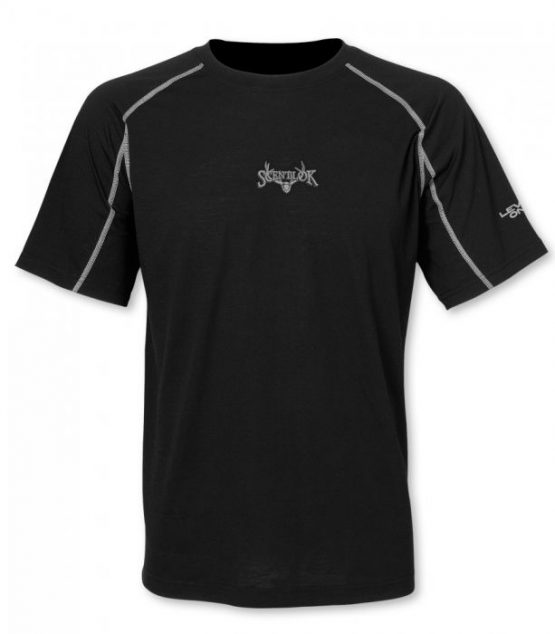 PLAYERA TERMICA SCENT-LOK LEVEL ONE MIDWEIGHT 1