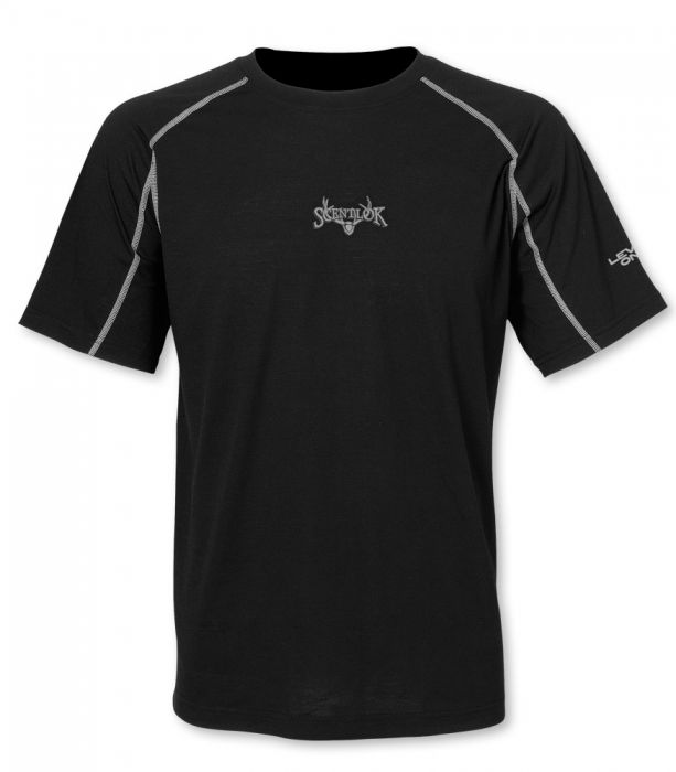 PLAYERA TERMICA SCENT-LOK LEVEL ONE MIDWEIGHT 4