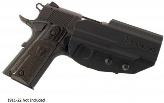 Holster Lock-Pro BROWNING PARA 1911-22 NEGRO 1