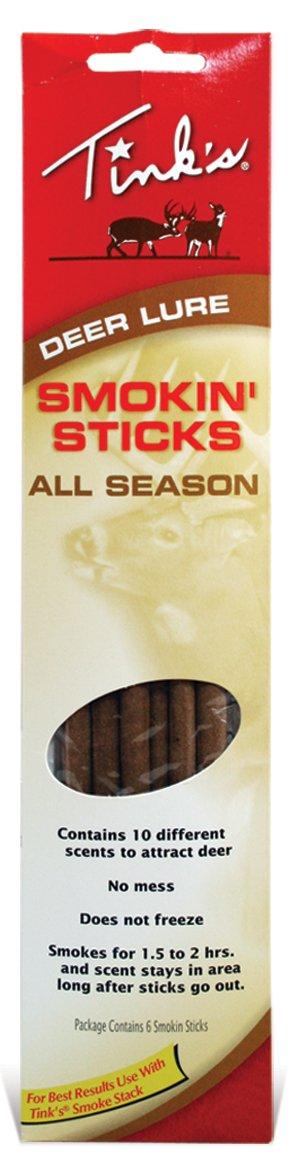 ATRAYENTE PARA VENADOS Tinks Smoking All Season Sticks 1