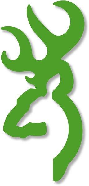 CALCOMANIA 6 LIME GREEN 5
