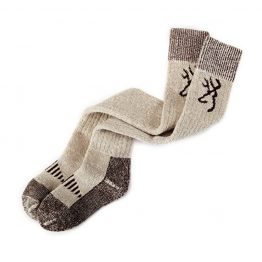 SOCK BROWN XL 2
