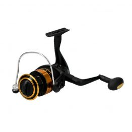 CARRETE SPINNING 40MM GRAFITO 5+1BB CIME 3